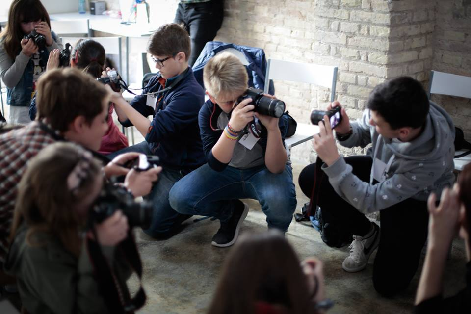 Taller de fotografia per a famílies: Càmera Zero