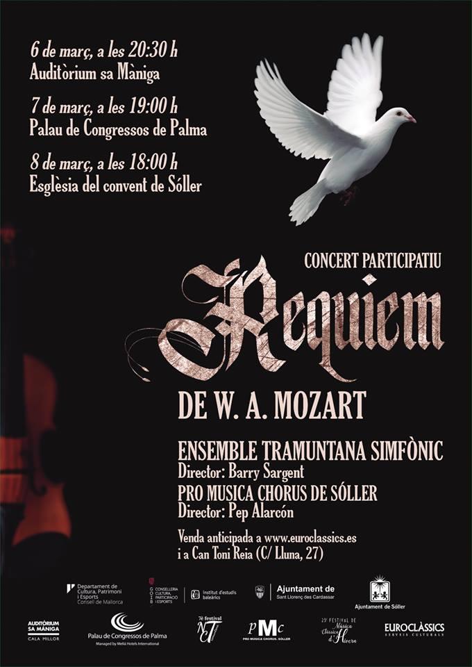 REQUIEM, de W. A. Mozart