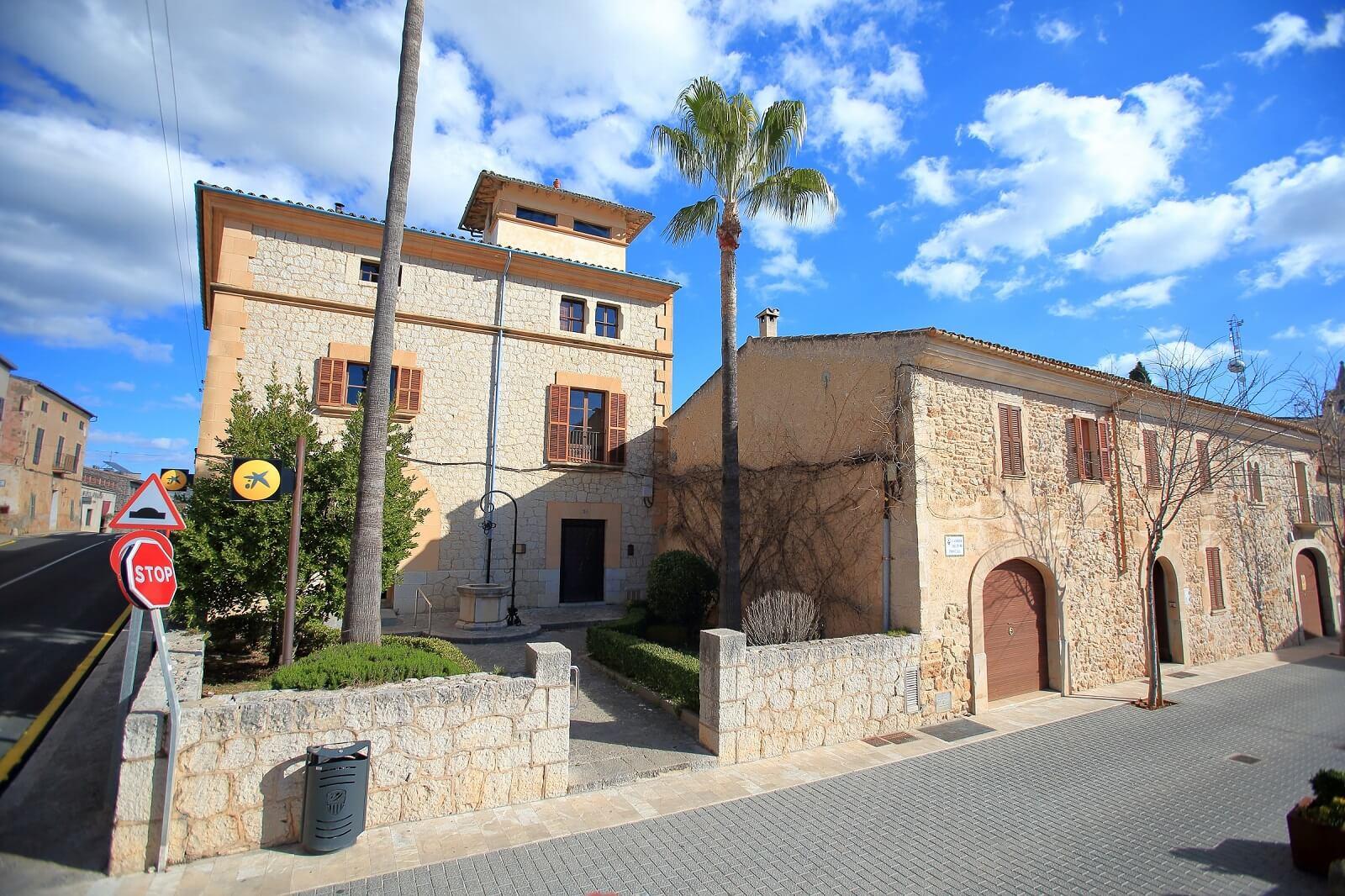 Casa Salvador Galmés i Sanxo