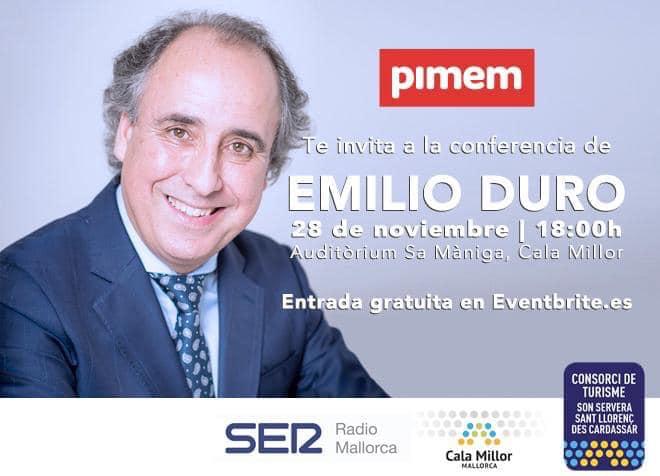 Conferència Emilio Duró