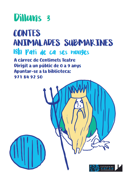 Contes Animalaldes Submarines