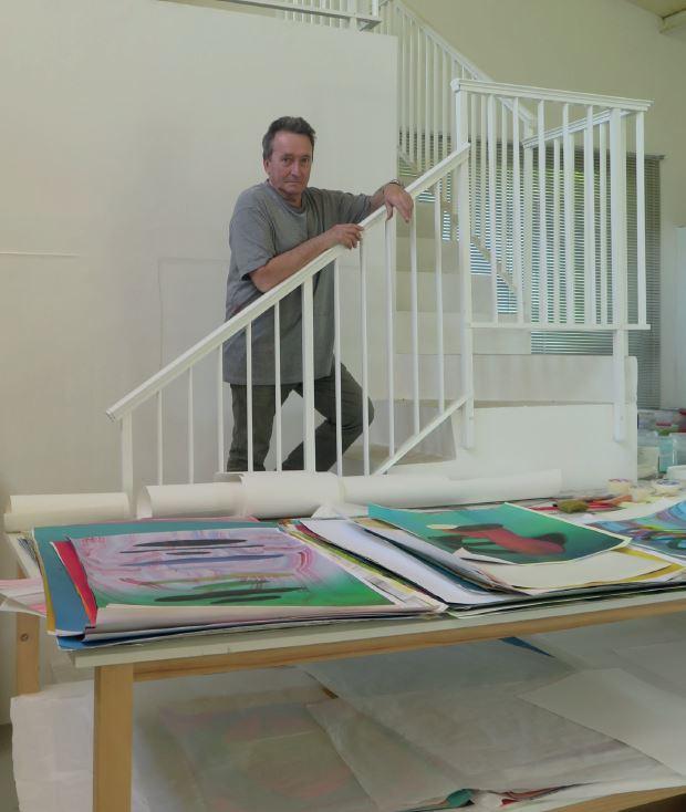 Exposició de l'artista Broto