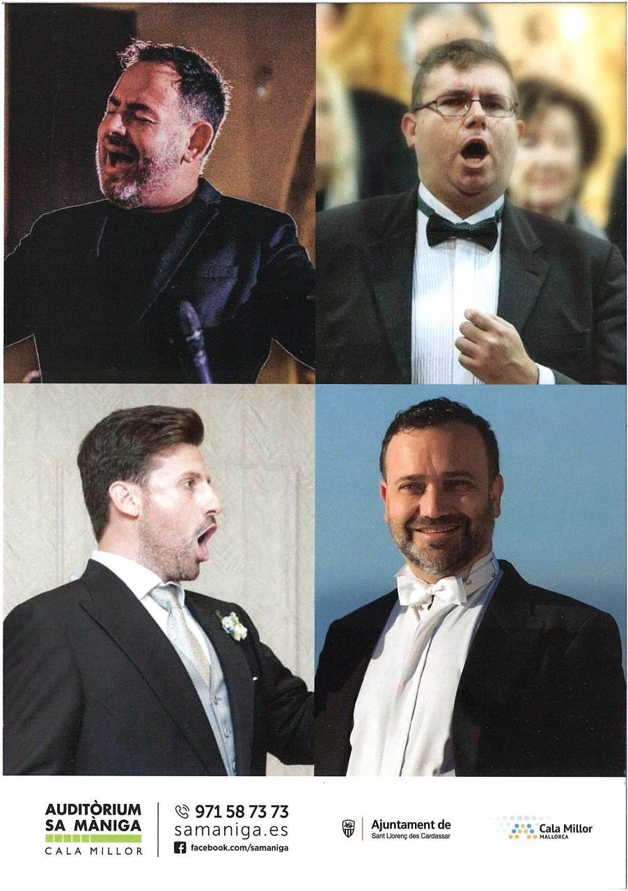 Els tres tenors