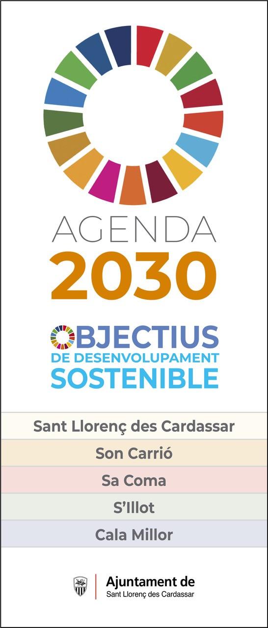 L'Agenda 2030 al municipi de Sant Llorenç