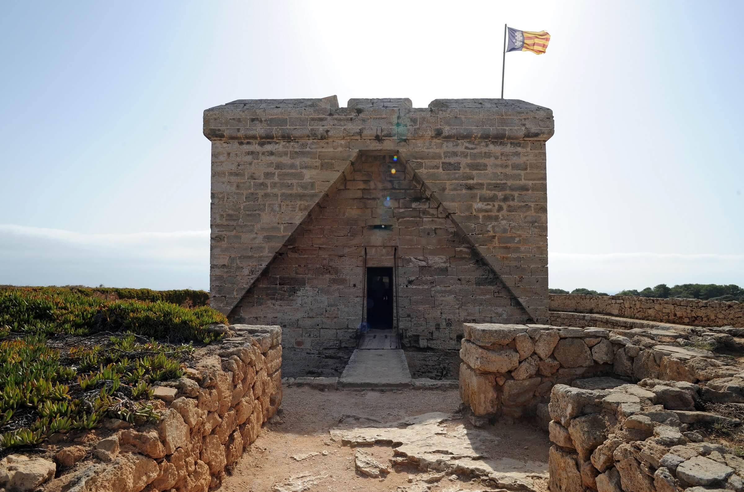 Castell Punta de n'Amer